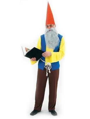 Grumpy Gnome Costume