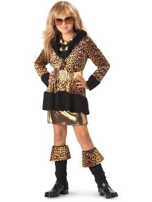 Kids Runway Diva Costume