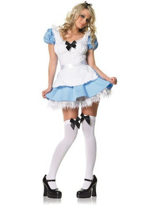 Alice Peasant Costume