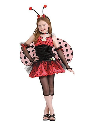Teen Lady Bug Costume - Kids  sc 1 st  The Costume Shop & Teen Lady Bug Costume