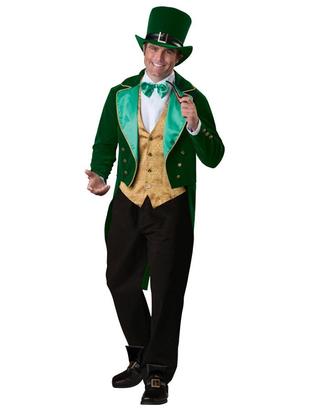 Deluxe Lucky Leprechaun Costume