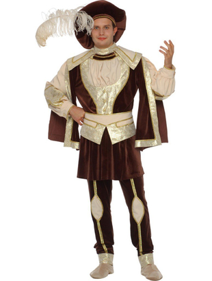 Renaissance King Costume
