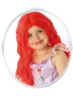 Ariel Stand Alone Wig