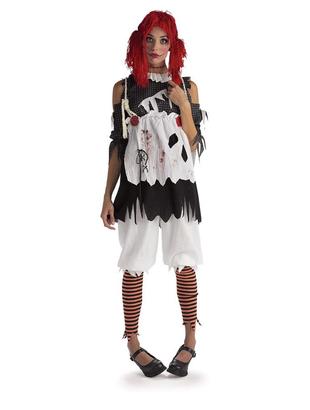Raggid Doll costume