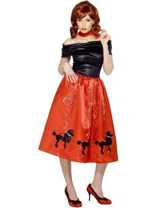 Sexy Poodle Dress