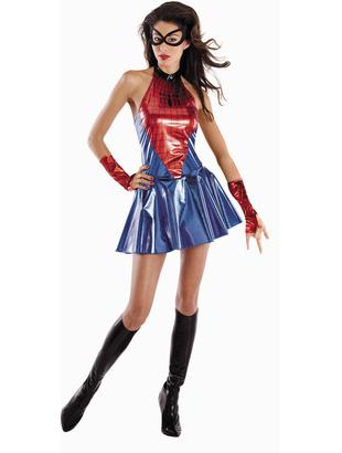Deluxe spider girl costume