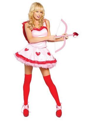 Naughty Cupid costume