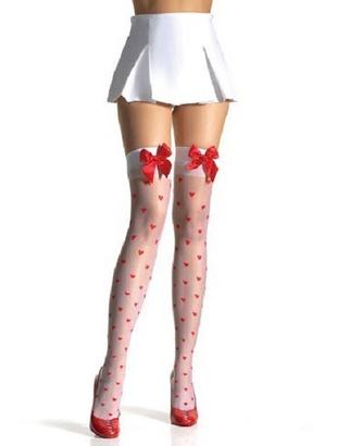 striped stockings socks