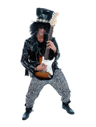 Rock Guitar Hero costume