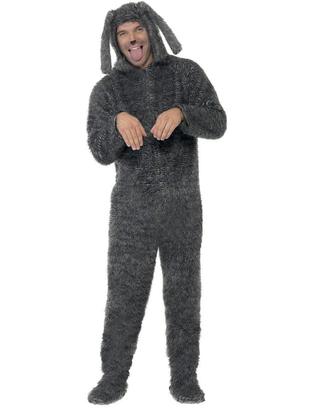 Fluffy Dog Costume