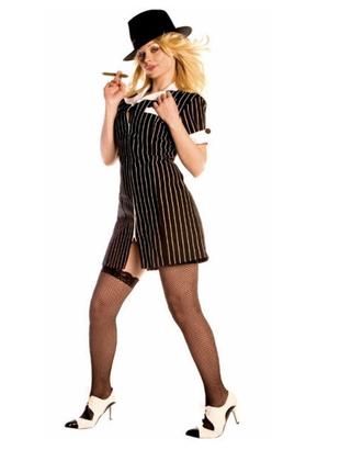 Boss Lady Costume