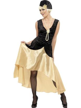 20's Gatsby Girl Costume