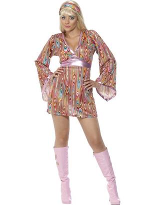 Hippy Hottie Costume