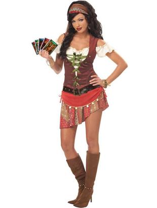 Mystic Gypsy Costume