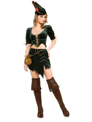 princess of thieves costume