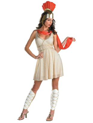 Woman of Troy Costume