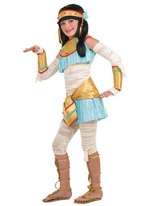 Egyptian Ista Costume