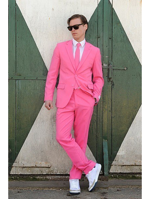 Mr. Pink Oppo Suit