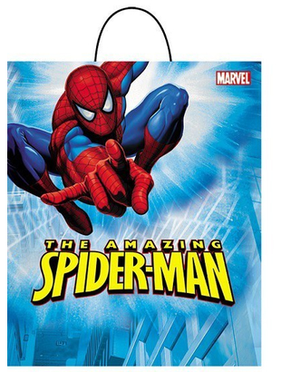 Spiderman Trick Or Treat Bag