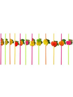 Fruit Straws - 12 Pack