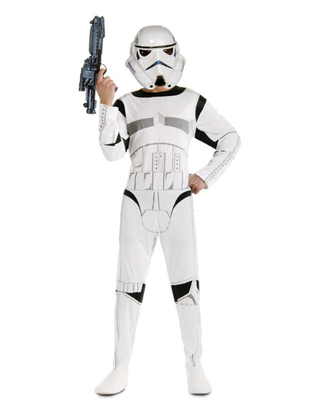 Stormtrooper With Mask