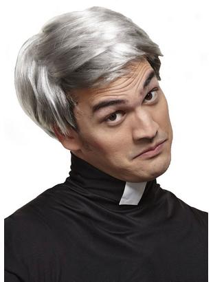 Priest wig