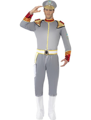 Captain Troy Costume