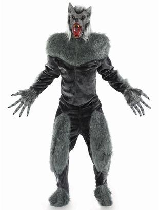 Deluxe Werewolf Fancy Dress