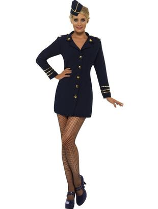 flight atendant costume