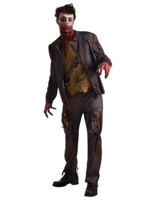 Shawn Zombie Costume
