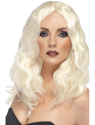 Superstar Glamour Wig - Blonde