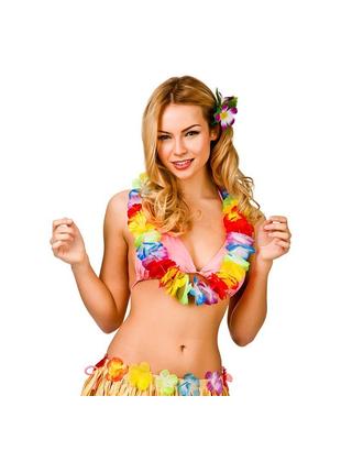 Floral Hawaiian Leis