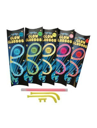 Glow Glasses - Assorted Colours