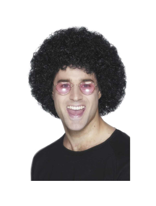 Daddy cool afro wig