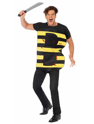 Killer Bee Costume