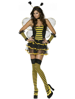 Fever Bumble Bee Costume