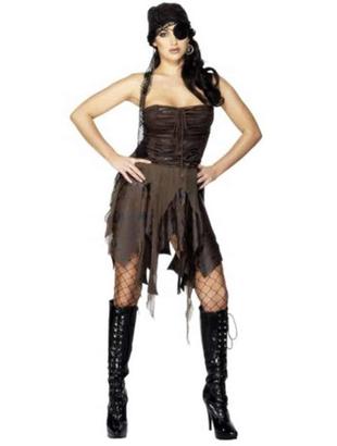 pirate lady costume