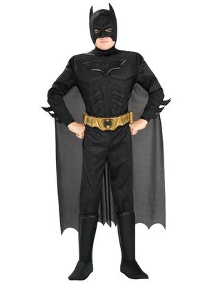 Kids dark knight batman costume