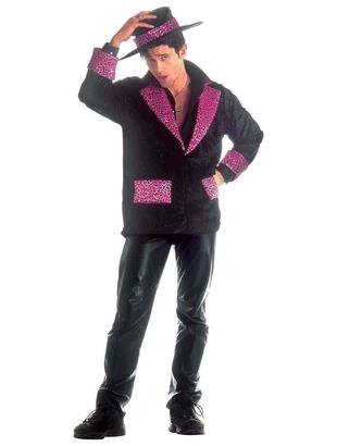 Sugar Daddy Costume - Black