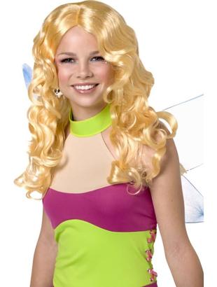 Rebel toons tinkerbell wig
