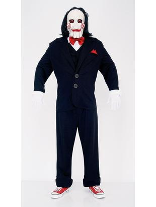 Jigsaw Puppet Costume