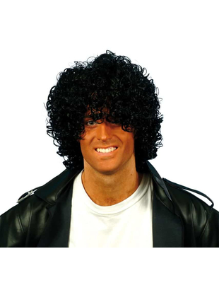 male wig