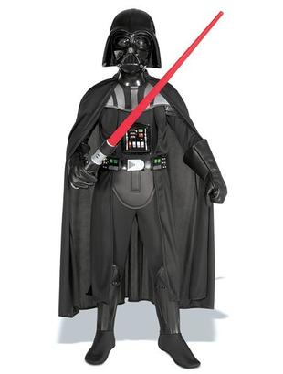 Delux Darth Vader Kids Costume