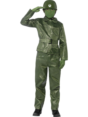 toy solider fancy dress costume
