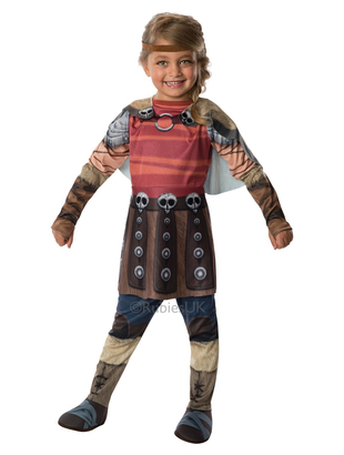 Astrid - How to Train your Dragon costume