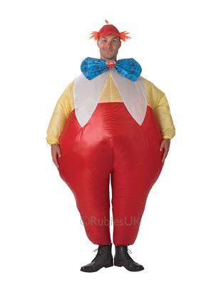 Tweedle Dee and Dum costumes