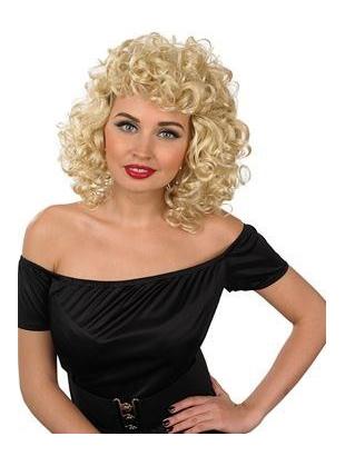 High School Sweetheart Wig - Blonde