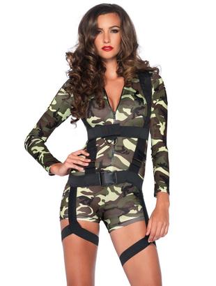 Ladies Going Commando Costume