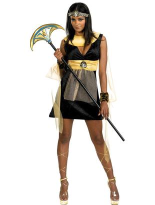 egyptian sexy costume