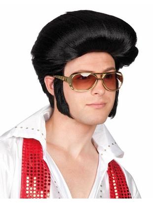 rock n roll wig